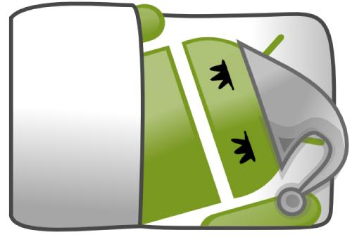 Logo Sleep as an Droid