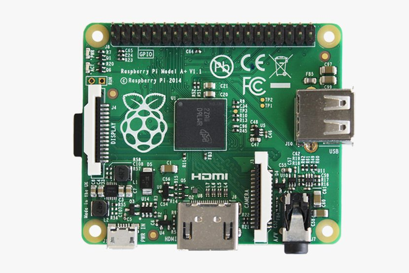 Placa Raspberry Pi A+ (A Plus)