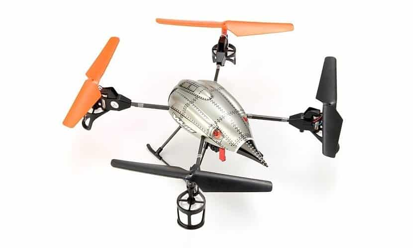 Multiaction Drone
