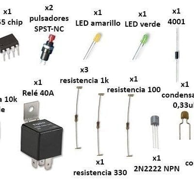 Kit regulador de carga mixto (panel solar / aerogenerador)