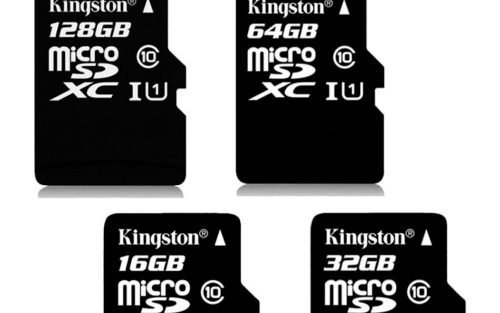 Micro SD Kingston Raspberry Pi
