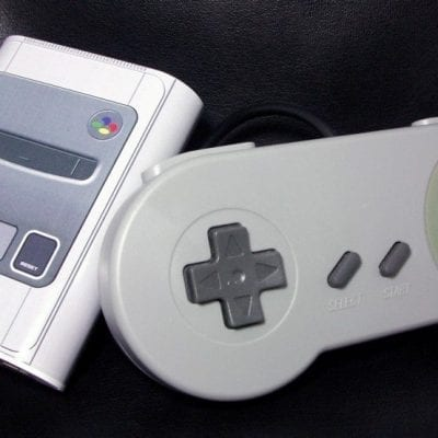 Super Nintendo Classic Mini RPi Edition
